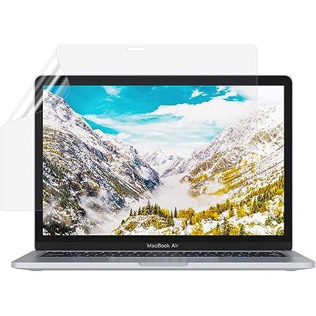 NIMASO アンチグレア フィルム MacBook Air/Pro 13インチ 用 液晶 保護 フィルム M1モデル対応 マットタイプ 反射低減 指紋防止