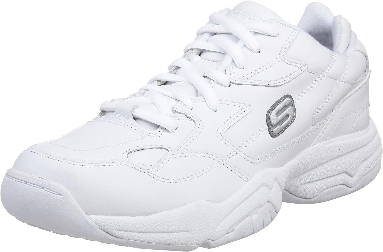 Skechers for Work Men's 76690 Keystone Sneaker