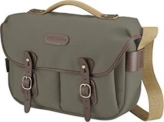 Billingham Hadley Pro Shoulder Bag (Sage/Chocolate)