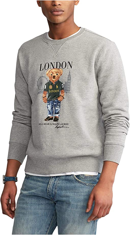 London Grey Heather