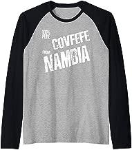 Covfefe from Nambia President Trump Quote Meme Raglan Baseball Tee