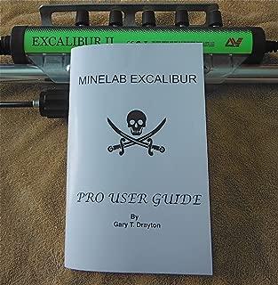 Minelab Excalibur Pro User Guide