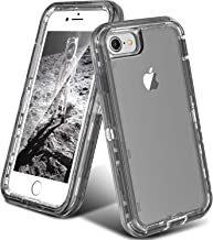 Sponsored Ad - ORIbox Case Compatible with iPhone 7 Plus Case, Compatible with iPhone 8 Plus Case, Heavy Duty Shockproof A...