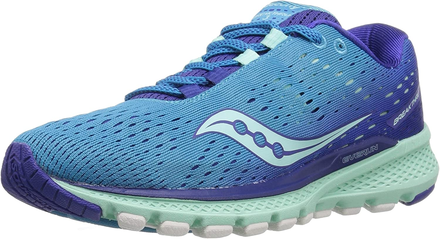 Saucony Womens Breakthru 3 Running shoes
