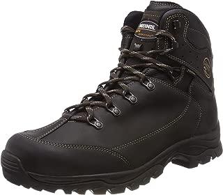 Meindl Men's Vakuum Ultra High Rise Hiking Shoes, Dark Brown, One Size