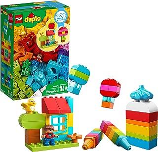 LEGO DUPLO Classic Creative Fun 10887 Building Kit, New...