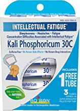 Boiron Kali Phosphoricum, 30C (Pack of 3 80-Pellet Tubes), Homeopathic Medicine for Headache