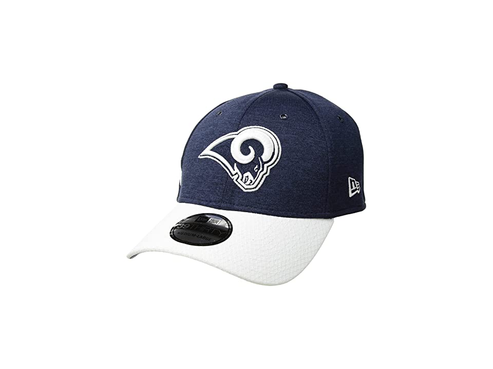 New Era - New Era 39Thirty Official Sideline Home Stretch Fit - Los Angeles Rams