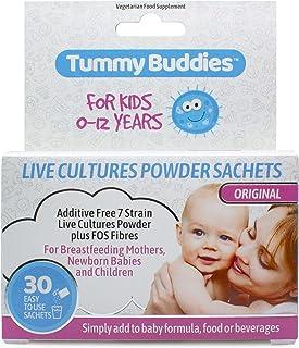 Tummy Buddies Probióticos para Niños - 7 Fórmulas lácteas