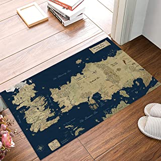 Best game of thrones map rug Reviews