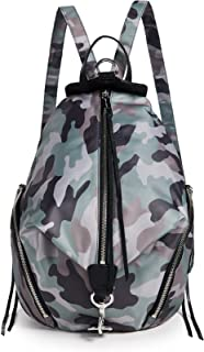 Women's Nylon Julian Backpack, Camo Print, One Size