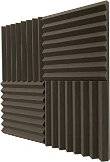 Advanced Acoustics   Lot De 24 Carreaux De Mousse Acoustique Triangulaire  305 Mm 0,60