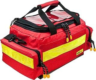 AEROcase - Pro1R BM1 - Notfalltasche Polyester Gr. M ROT - Rettungsdienst Notfall Rucksack -