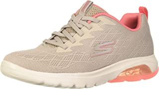 Skechers Chunky Sole Side Logo Lace-up Running Shoes for Women
