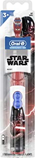 Oral-B Kids Battery Power Electric Toothbrush Featuring Disney's STAR WARS for Children and Toddlers age 3+, Soft (Charact...