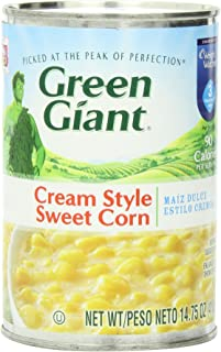 Green Giant Cream Style Corn, 14.75-Ounce (Pack of 8)