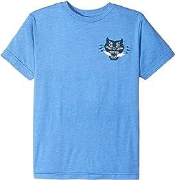 Hell Cat Short Sleeve Screen Tee (Big Kids)