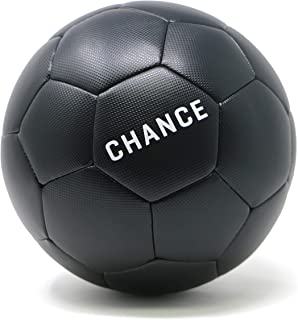 Chance Soccer Ball : Premium Outdoor/Indoor Soccer Ball (Size 4 Kids/Youth, Soccer Ball Size 5 Adult/PRO)