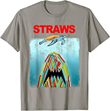 Save The Sea Turtles Conservation Gift Shirt Anti Straws T-Shirt