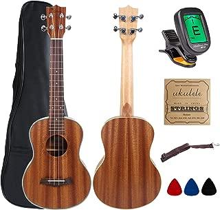 handmade tenor ukulele