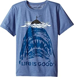 Shark Fish Cool Tee™ (Little Kids/Big Kids)