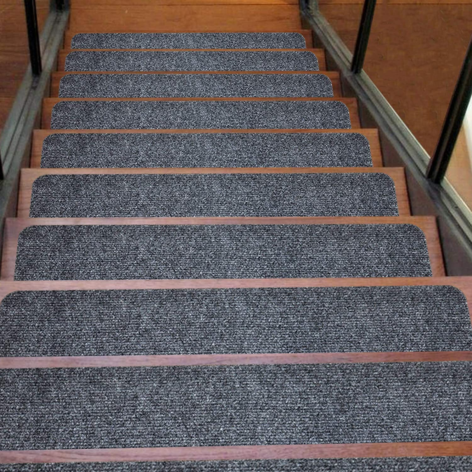 Kozyfox Carpet Stair Treads Non Discount is also underway Wooden Slip Steps for New color 8