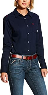 Women's Flame Resistant Taylor Knit Work Shirt