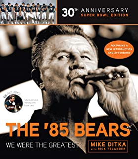 The 85 Bears: We Were the Greatest (English Edition) eBook ...