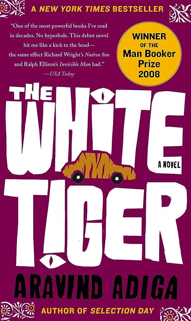 スポーツをする扱いやすい暖炉The White Tiger: A Novel (English Edition)