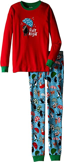 Ruff Night Pajama Set (Toddler/Little Kids/Big Kids)