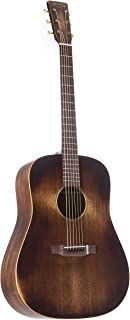 Martin StreetMaster Series D-15M Dreadnought Acoustic Guitar Natural