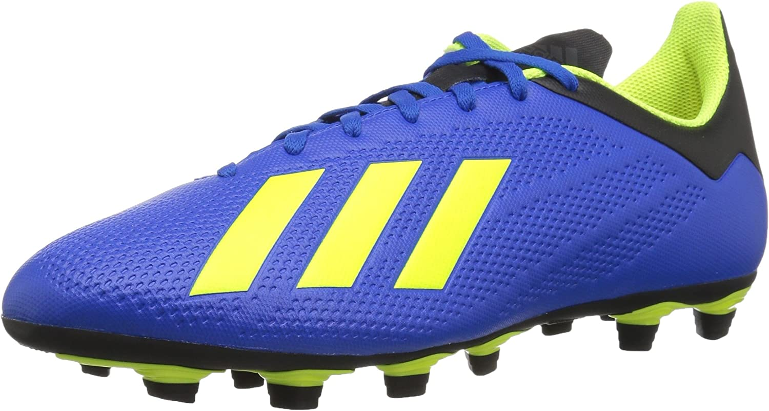 Adidas Men's X 18.4 Firm Ground Soccer shoes