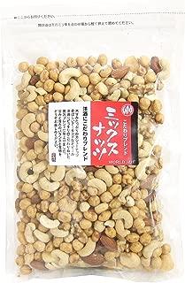 ミックスナッツ たっぷり500g入り 6種の美味しさ アーモンド・くるみ・カシューナッツ・ジャイコン・ボンゴナッツ・ガルバンソウ
