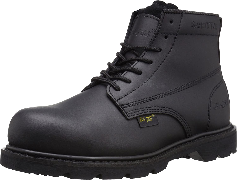 Adtec Men's 6 Inch Composite Toe Boot Uniform