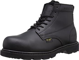 حذاء AdTec الموحد للرجال بطول 15.24 سم