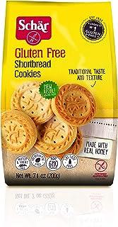 Schär Gluten Free Shortbread Cookies, 7 oz., 6-Pack