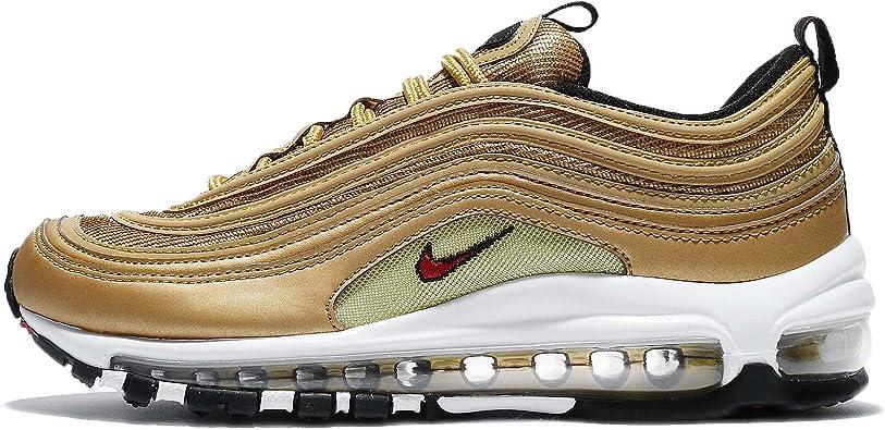Amazon.com | Nike Womens W Air Max 97 OG QS 885691 700 - Size 9.5W ...