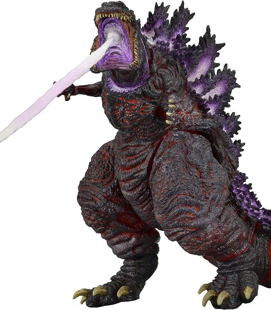 Godzilla statua - con effetti speciali 30 cm 42882