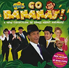 Best the wiggles go bananas cd Reviews