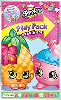 Shopkins Play Pack