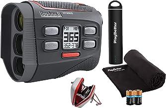 $339 » Bushnell Hybrid Golf Laser/GPS Rangefinder Bundle | Pinseeker w/Jolt, 1000 Yards, 5X Mag, Case | 201835 (+ PlayBetter Port...