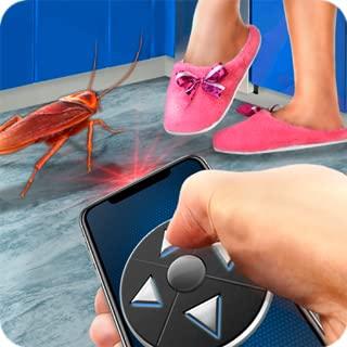 Remote Controller Cockroach Prank