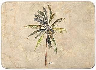 Caroline's Treasures Palm Tree Floor Mat, 19