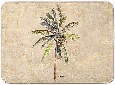 "Caroline's Treasures Palm Tree Floor Mat, 8482RUG, Multicolor, 19"" x 27"""