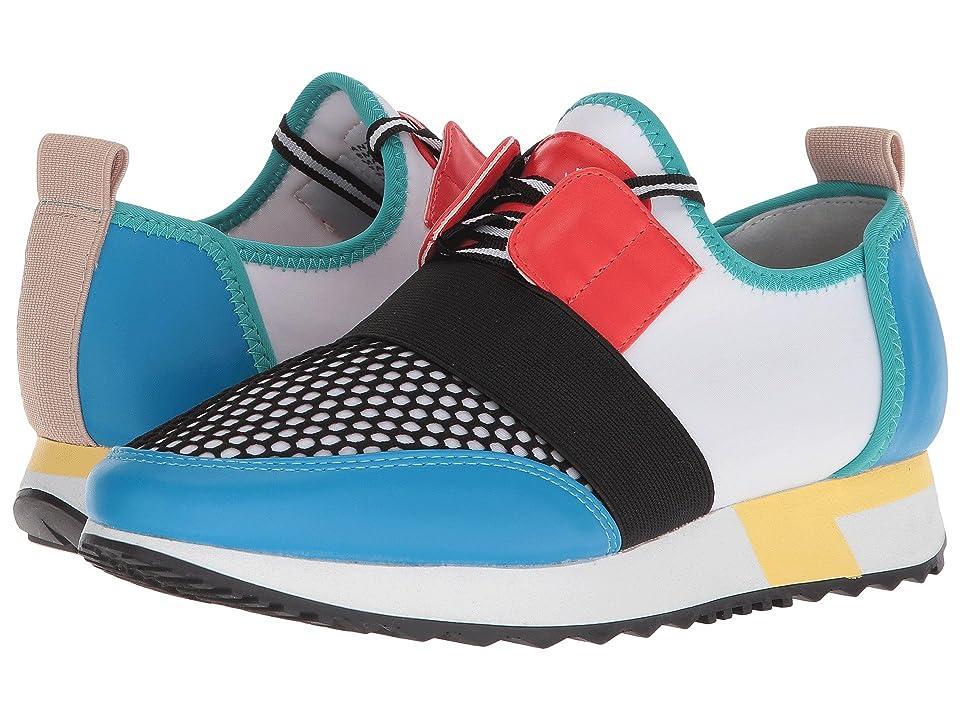 Steve Madden Antics Sneaker (Bright Multi) Women