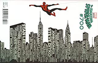 The Amazing Spider-Man #700 Marcos Martin