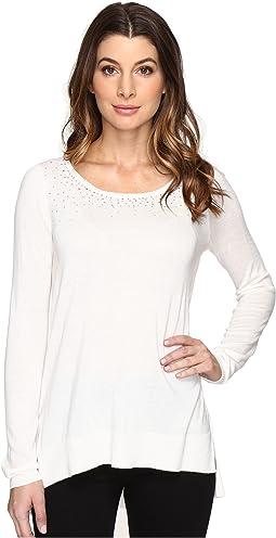 Rhinestone Sweater