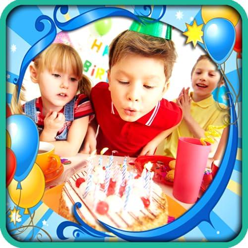 Geburtstags-Foto-Rahmen