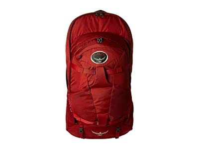 Osprey Farpoint 55 (Jasper Red) Backpack Bags