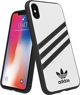 adidas Originals Funda iPhone X/XS Molded - Blanco/Negro